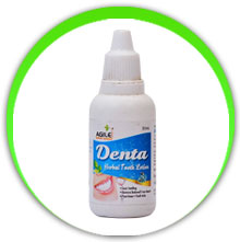 Agile Herbal Denta Tooth Lotion